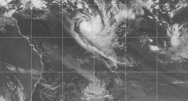 Cyclone Cook vs NZS 1170.2 (NZ wind load standard) (NZBS7)