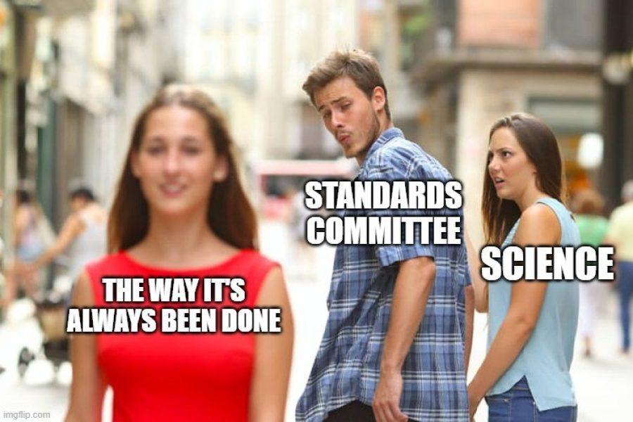 Building with Science #004: Standards vs Understanding