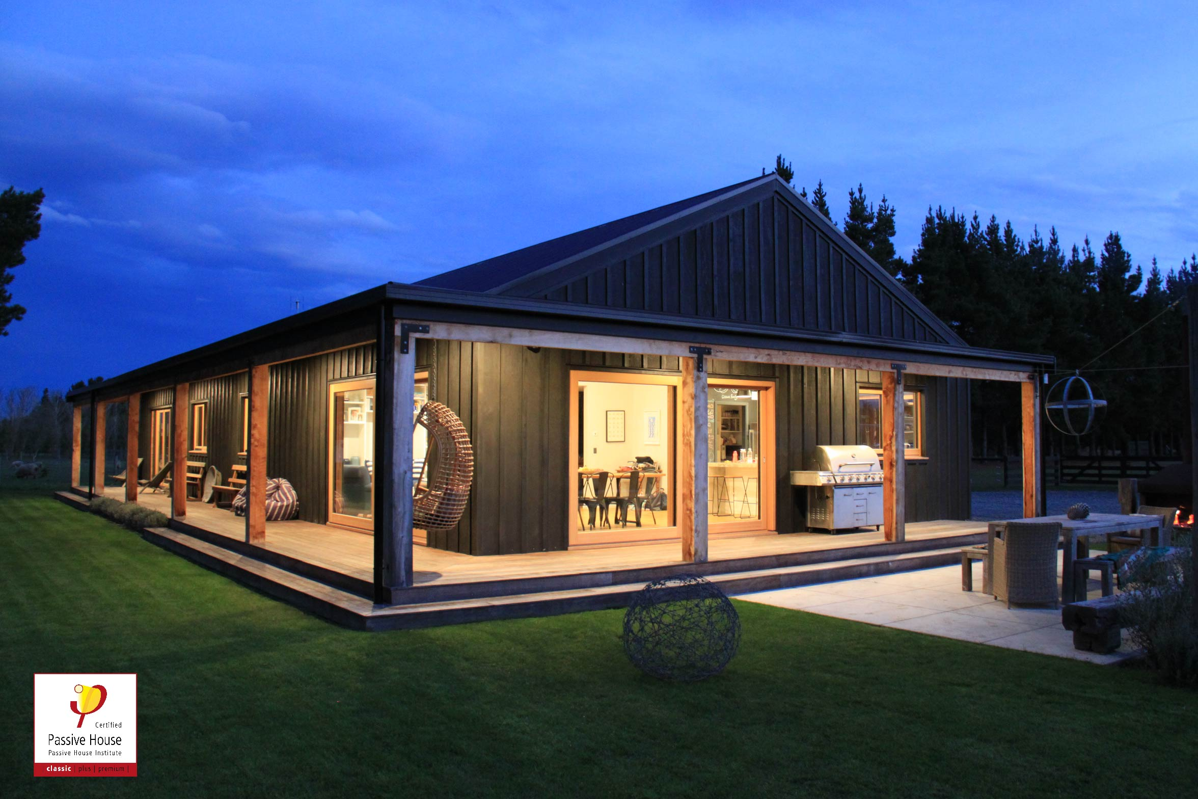 Service Extension: Passive House Certification by Denise Martin